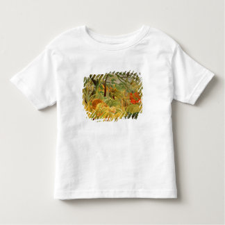 Tiger in a Tropical Storm  1891 Toddler T-shirt