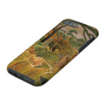 Tiger in a Tropical Storm by Henri Rousseau Tough iPhone 6 Case