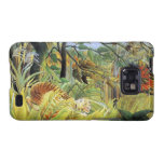 Tiger in a Tropical Storm Galaxy SII Covers