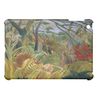Tiger in a Tropical Storm (Surprised!) Rousseau iPad Mini Case