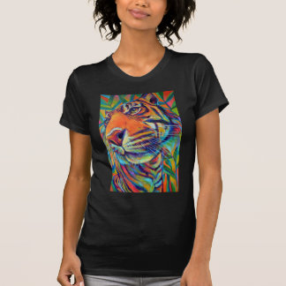 Tiger in Bamboo Tees