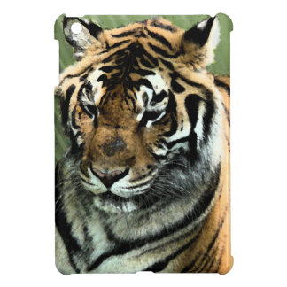Tiger in Repose iPad Mini Cases