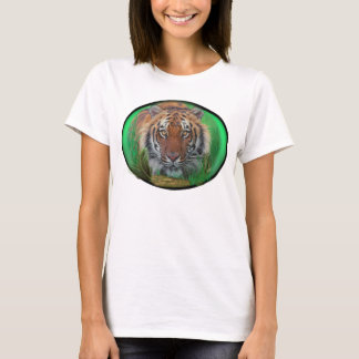 Tiger in the night T-Shirt