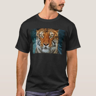 Tiger in Water Photograph T-Shirt