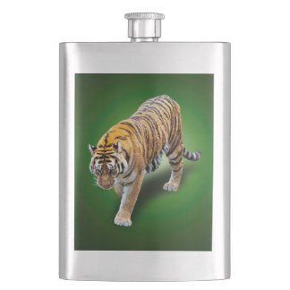 TIGER IN YOUR DIRECTION FLASK