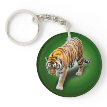 TIGER IN YOUR DIRECTION KEYCHAIN