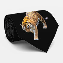 TIGER IN YOUR DIRECTION NECK TIE