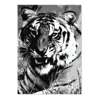 Tiger Invitation