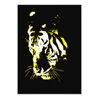 Tiger Invitations