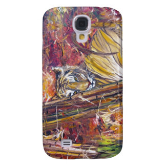 Tiger Iphone Case Galaxy S4 Case