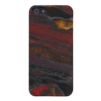 Tiger Iron iPhone SE/5/5s Cover
