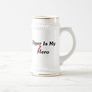 Tiger Is My Zero Beer Stein