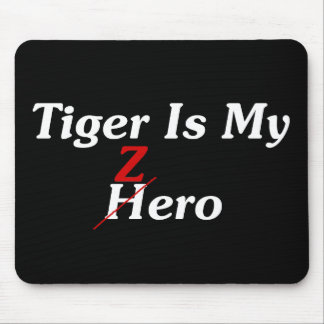 Tiger Is My Zero Mouse Pad