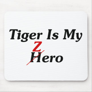 Tiger Is My Zero Mousepads