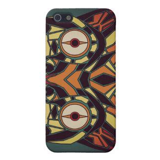 Tiger-Jaguar Case For iPhone SE/5/5s