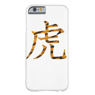 Tiger Kanji Barely There iPhone 6 Case