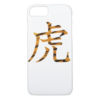 Tiger Kanji iPhone 8/7 Case