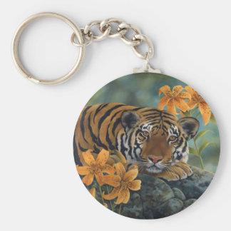 Tiger Keychain Keychains