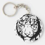 tiger keychains