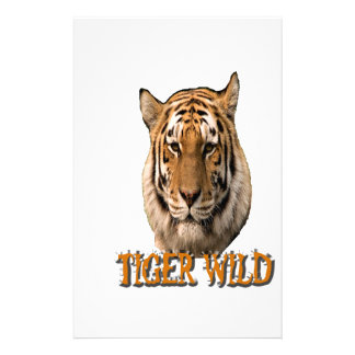 Tiger King Of The Jungle Stationery