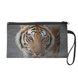 Tiger Kisses Wristlet