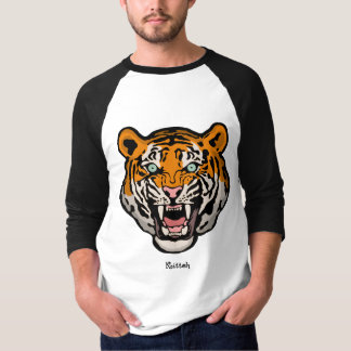 Tiger Kitteh Tee Shirt