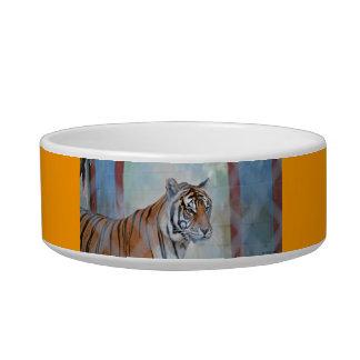 Tiger Kitty Bowl