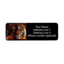 Tiger Label