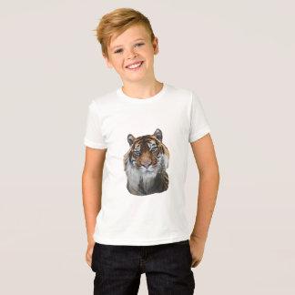 Tiger Landscape Double Exposure T-Shirt