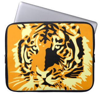 Tiger Laptop Computer Sleeve