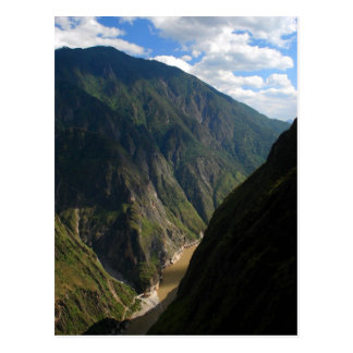 Tiger Leaping Gorge Postcard