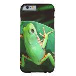 Tiger Leg Monkey Frog, Phyllomedusa Barely There iPhone 6 Case