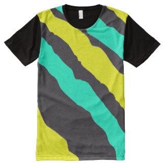 Tiger / Leopard Striped Shirt