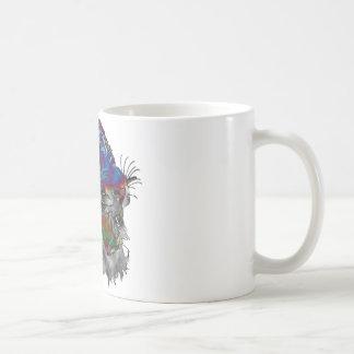 Tiger Light Coffee Mug