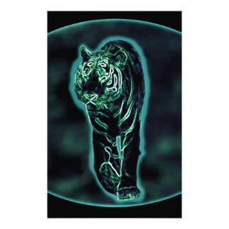 Tiger (Light Tiger) Stationery