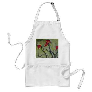 Tiger Lilies - Apron