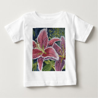 Tiger Lilies Baby T-Shirt