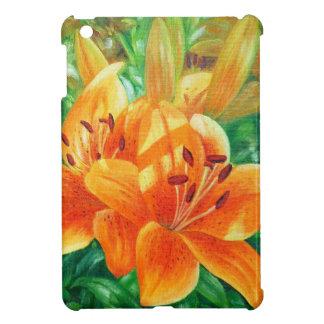 Tiger lilies iPad Mini Case