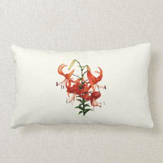 Tiger Lilies Pillow