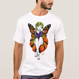 Tiger Lillith Butterfly Fairy T-Shirt
