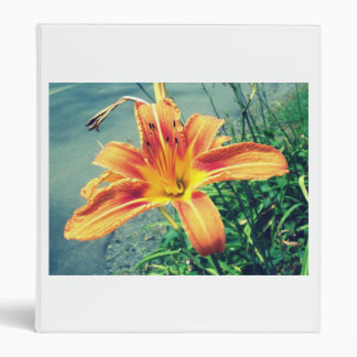 Tiger Lilly Binder