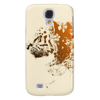 Tiger Lilly Galaxy S4 Cover
