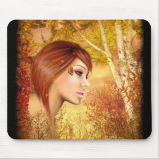 Tiger Lilly Mousepad