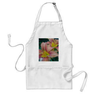 tiger-lily adult apron