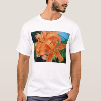 Tiger Lily Back to Nature T-shirt
