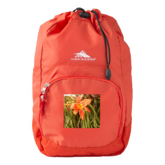 tiger lily backpack
