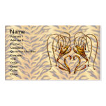 Tiger Lily Business Card