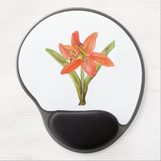 Tiger Lily Gel Mouse Pad