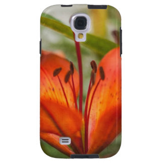 Tiger Lily I Galaxy S4 Case