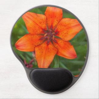 Tiger Lily II Gel Mousepad